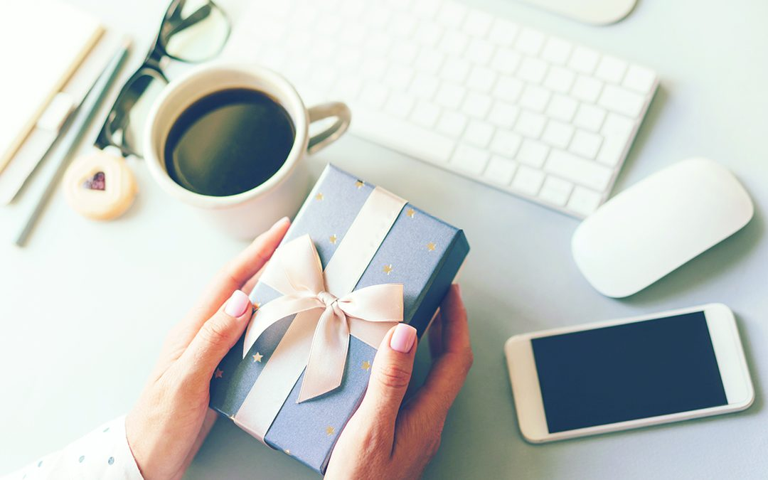 5 ideas for Christmas Corporate Gifts
