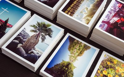 The differences between coated and uncoated paper stocks